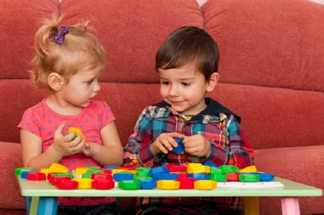 Examples of Communication Disorders in Children : Examples of speech, hearing, and language difficulty of Preschool child.
