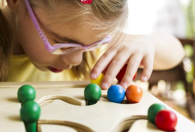 Scholarly article about Eating Habits of Visually Impaired Children : What's Different, Characteristics, Types of Habits,Common causes and Tips for Helping.