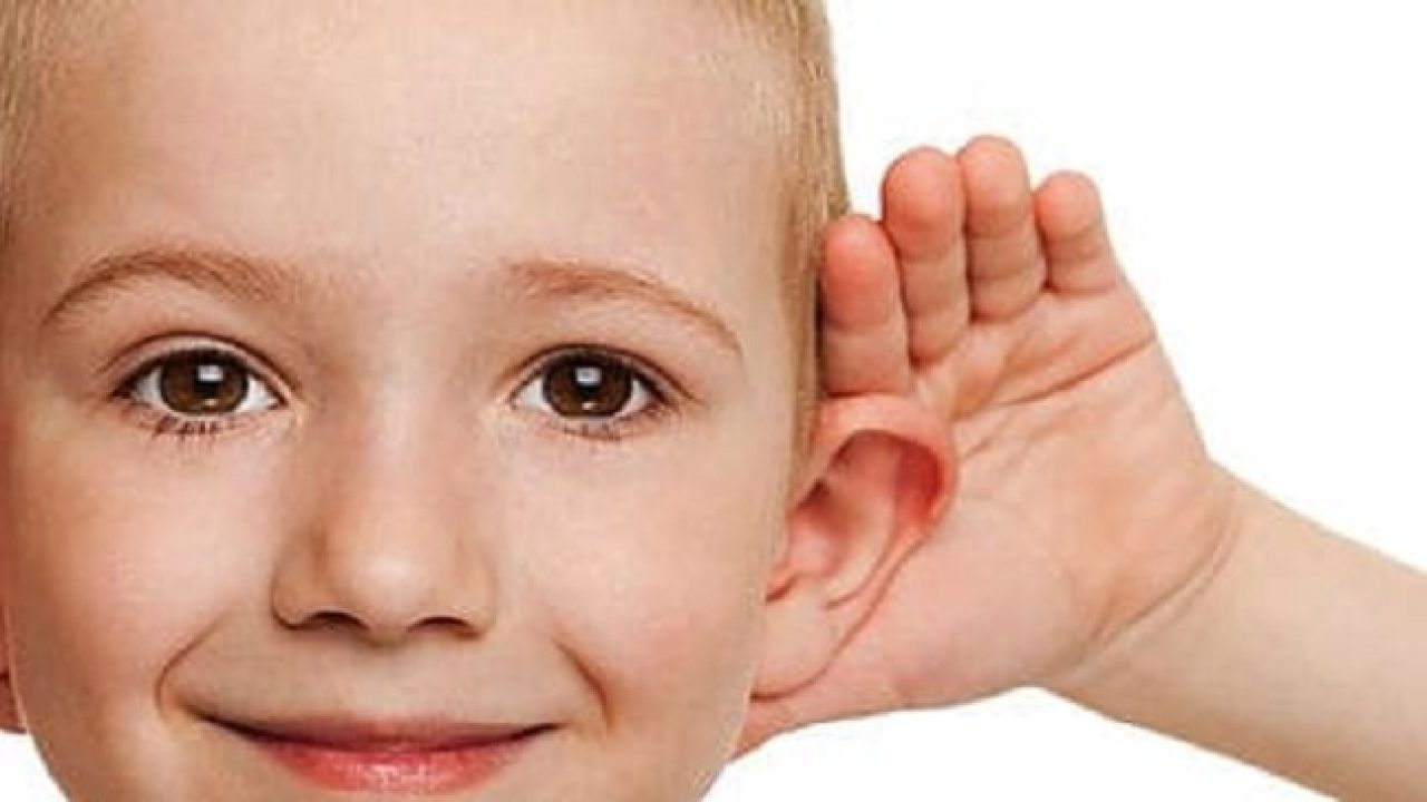 Sensorineural loss of early age children : I hear but I can