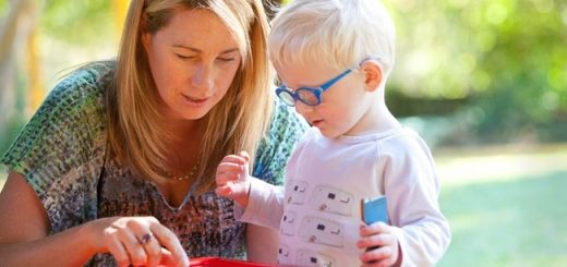 Course and Traning article to parents Teach Dressing to Visually Impaired Children,Teaching Independent Living Skills & low vision dressing techniques.
