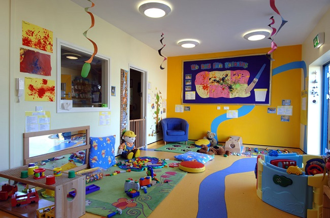 Daycare Equipment Checklist