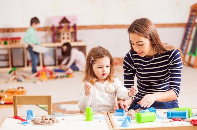 The program of a day care center must be based on both the needs and the abilities of preschool children includes educational, health, and welfare services.